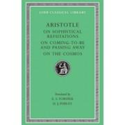On Sophistical Refutations (Aristotle)(Cartonat) (9780674994416)