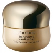 Shiseido Benefiance NutriPerfect Night Cream crema revitalizante de noche antiarrugas 50 ml