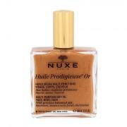 NUXE Huile Prodigieuse Or Multi Purpose Dry Oil Face, Body, Hair suchý olej pro obličej, tělo a vlasy 100 ml pro ženy
