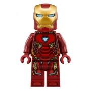 sh496 Minifigurina LEGO Super Heroes-Iron man sh496