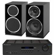 Pachete PROMO STEREO - Wharfedale - Diamond 225 + Cambridge Audio Topaz SR20