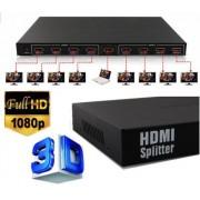 HDMI spliter 1/8 1080P 3D V1.4