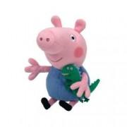Plus licenta Peppa Pig George 15 cm - Ty