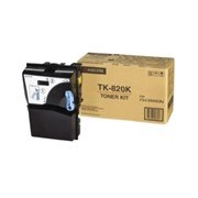Kyocera TK-820K Original Toner Cartridge - Black