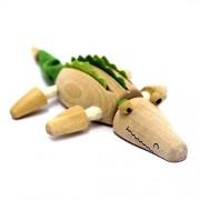 Anamalz - Zoo Characters - Crocodile
