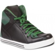 TEN Funky And Stylish Sneakers For Men(Green)