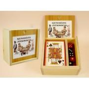 Kártyadoboz szenvedélyes játékosoknak - vicces ajándék Ajándéktárgy