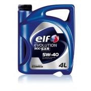 Ulei Elf Evolution 900 SXR 5W40 (vechea denumire ELF Evolution SXR 5W40) - 4L