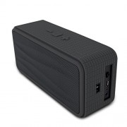 Satechi® Divoom Onbeat-200 Wireless Portable Bluetooth Speaker (Black) for smartphones, tablets, laptops, computers, and music players iPhone/iPad, Samsung Galaxy series, Blackberry, Droid, and more