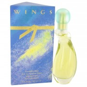 WINGS by Giorgio Beverly Hills Eau De Toilette Spray 3 oz