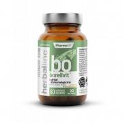Herbaline Funkcjonalne suplementy diety, Dystrybutor: Pharmovit Sp. z Borellvit układ immunologiczny z dodatkiem BioPerine 60 kapsułek Vcaps PharmoVit Herballine