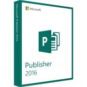 Microsoft Publisher 2016 Vollversion