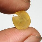 Pukhraj Rashi Ratan Yellow Sapphire Gemstone