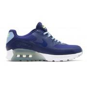 Nike Air Max 90 Ultra Essential 724981-402 Blauw-36.5