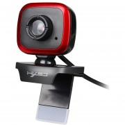 Cámara para PC con cámara web de video HD de 360 grados ajustable 480P