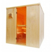 Oceanic Cabina Saunarium Oceanic – Biosauna, sauna e bagno turco (Combi Sauna e Vapore) - mod. D3030 (3-5 posti)