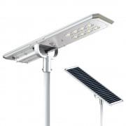 Lampa Stradala Cu Incarcare Solara 60W NEWBITS