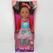 S S Worldwide My Life As 18-inch Pastry Chef Doll, African American
