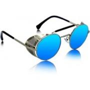YEHEE Wrap-around Sunglasses(Blue)
