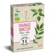 Nature & Santé Ampoules Bio Drainage Minceur 20x10ml - Aux plantes françaises
