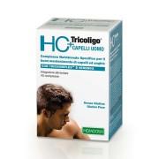 Specchiasol Srl Hc+ Tricoligo Uomo 40 Capsule