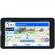 "GPS, Prestigio GeoVision Tour 3, 7"", Arm (1.3G), 1GB RAM, 8GB Storage, Android 7.0 (PGPS7799BG08GBSG)"