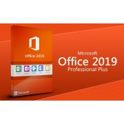 MICROSOFT OFFICE PROFESSIONAL 2019 PLUS - OFFICIAL WEBSITE - MULTILANGUAGE - WORLDWIDE - PC