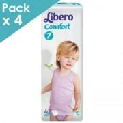 Libero Comfort 7 - 16 à 26 kg - Carton de 168 langes