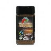 Mount Hagen bio kávé instant - 100g