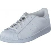 adidas Originals Superstar Foundation C Ftwr White/Ftwr White, Skor, Sneakers & Sportskor, Låga sneakers, Vit, Barn, 32