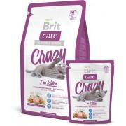 Brit Care Cat Crazy I'm Kitten – Chicken & Rice 7kg