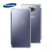Калъф за Samsung Galaxy A5 (2016), Clear View Cover, Цвят Черно EF-ZA510CBEGWW
