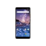 NOKIA 7+ 64GB (2018) Zwart