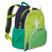 Lässig 4Kids Rugzak - Mini Backpack Update Wildlife - Rhino