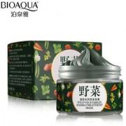 BioAqua WILD VEGETABLES HYDRA TREATMENT MASK Face Peel Gel 120 gm