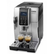DeLonghi Dinamica ECAM 350.35.SB - Kaffee-Vollautomat - Silber/Schwarz