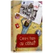 Care-i faza cu cititul - Florin Bican Paul Cernat