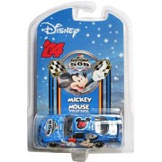 Nascar Daytona 500 Mickey Mouse Collector Car~2004 Pontiac Grand Prix~1:64 Scale Pit Stop Series Diecast Car