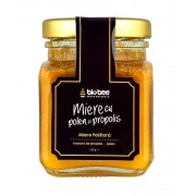 Miere cu polen şi propolis