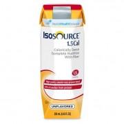 Isosource 1.5 Cal Complete Un-Flavored Flavor Liquid Food 250mL Part No. 18150000 Qty Per Case