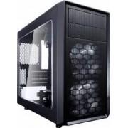 Carcasa Fractal Design Focus Mini G Black Window Fara sursa