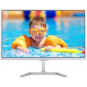"Monitor LED Philips 23.6"" 246E7QDSW/00, Full HD (1920 x 1080), MHL-HDMI, VGA, DVI, 5 ms (Alb)"