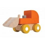 Plan Toys Maszyny Plan Toys Mini autko-buldożer