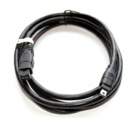 CABLE FIREWIRE IEEE1394 4P A IEEE1394 9P 1.5m