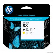 HP 88 Black&Yellow Inkjet Print Cartridge (C9381A)