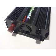 Мощен инвертор на напрежение WEIYAN 12V - 3000W
