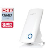 TP-Link Universal WLAN-Repeater TP-LINK TL-WA850RE, 300 Mbps