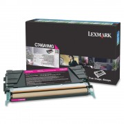 Консуматив Lexmark C746, C748 Magenta Return Program Toner Cartridge