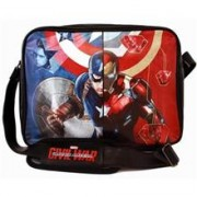 Geanta Civil War Captain Ironmanica Messenger Bag