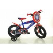 Bicicleta Capitan America 414UL CA